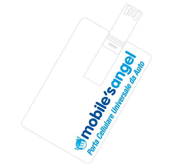 Accessorio CUP con supporto in plastica : 4gb,8gb,16gb,32gb,64gb